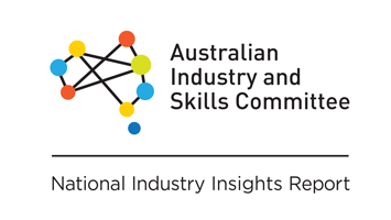 logo of the Australian Industry Skills Committee